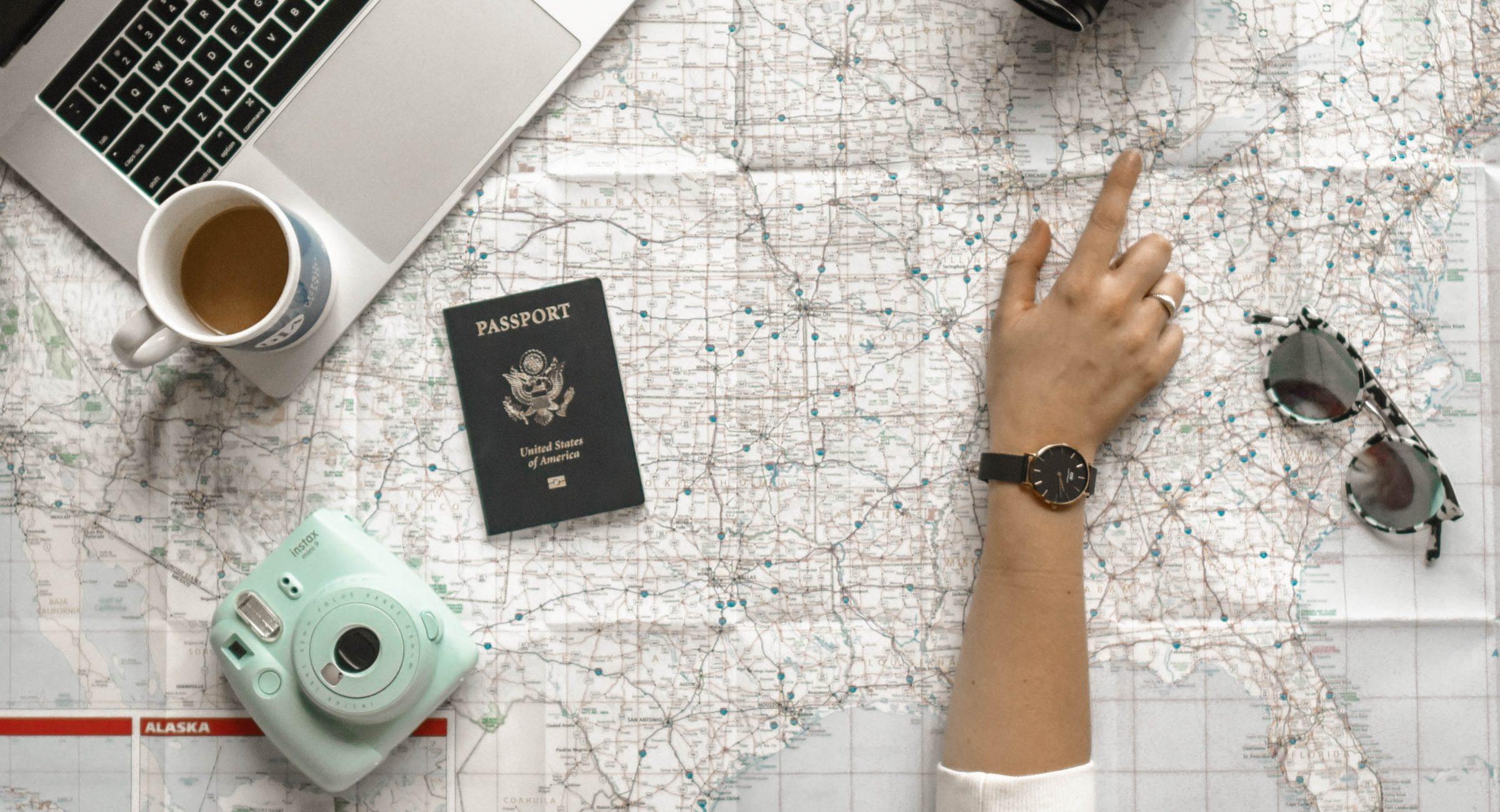 How to plan a trip? Choose a destination