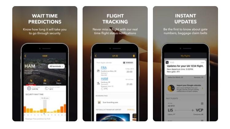 Free Travel Apps FLIO