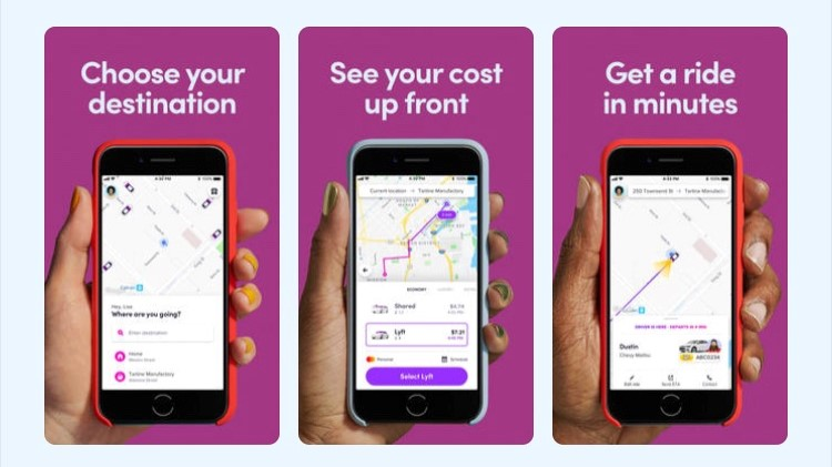 Free Travel Apps Lift