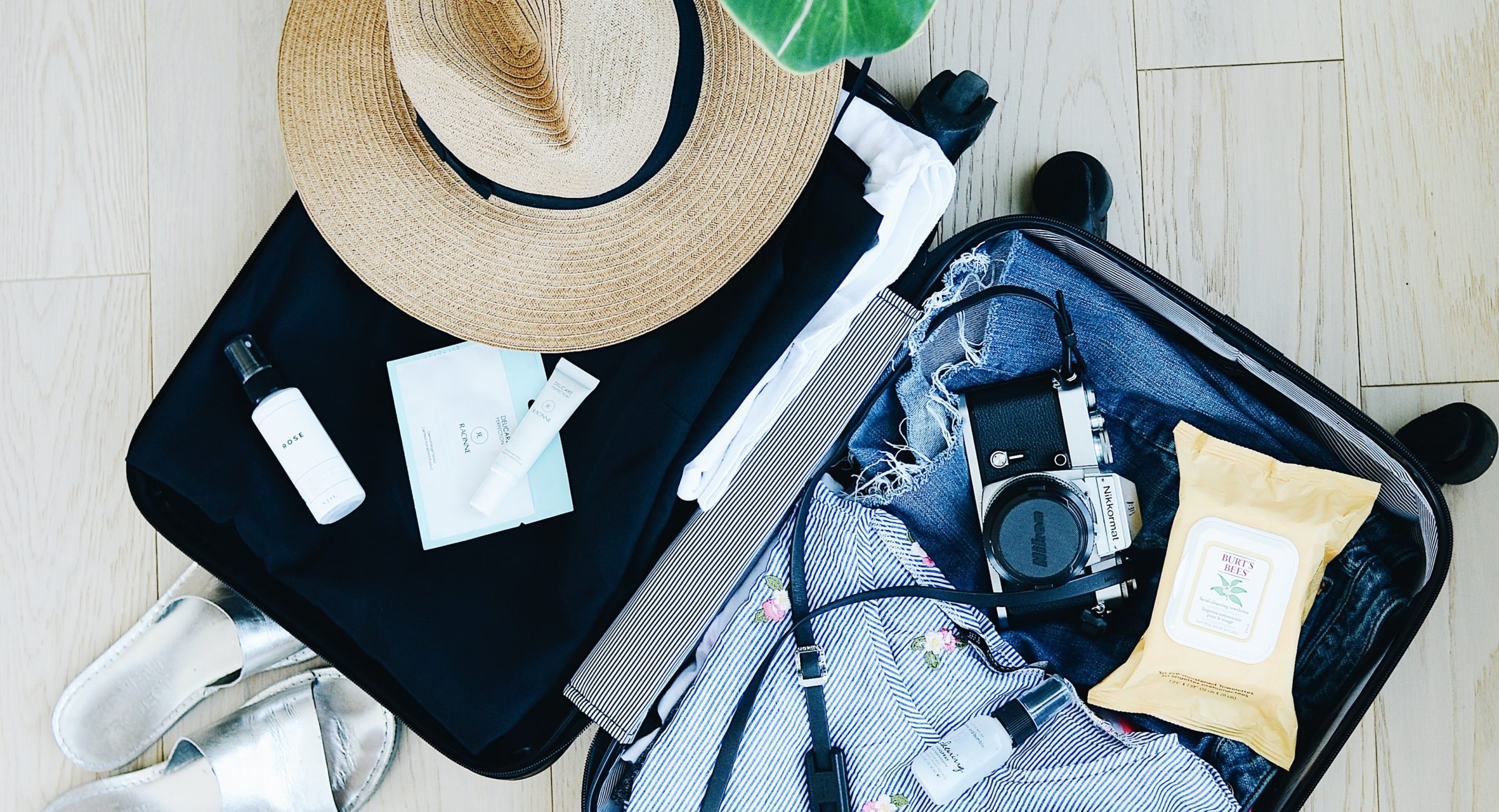 How to plan a trip? Pack